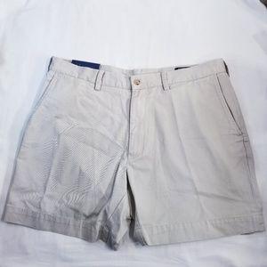 Polo Ralph Lauren Khaki Shorts 100% Cotton SZ 36